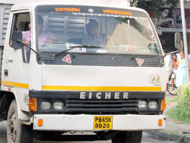 Volvo Eicher Studying Plans To Enter Mini Trucks Segment The