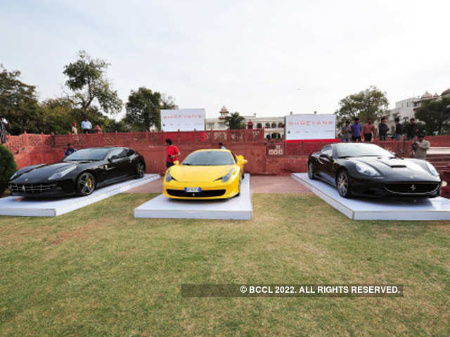 GST luxury cars: Higher cess under GST may hurt luxury car market