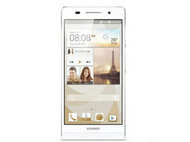 ET Review: Huawei Ascend P6 - The Economic Times