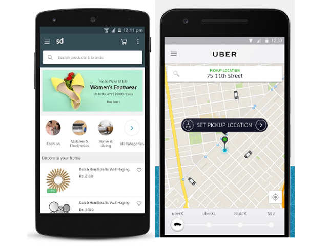 97e61d8dd1c By integrating the Uber API