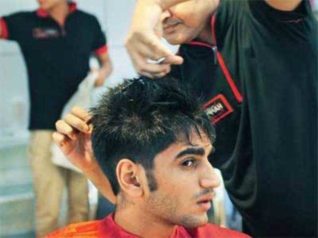For Mumbais Men A Basic Haircut Will Soon Lose Its Cool Factor