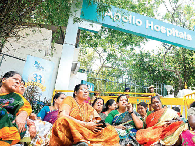 How Apollo and Multi Super Speciality Hospital in Chennai illustrate