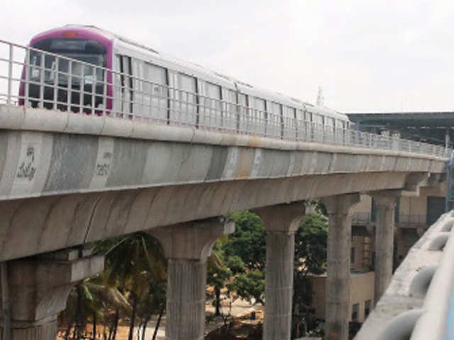 Some ongoing metro projects behind schedule: Government - The