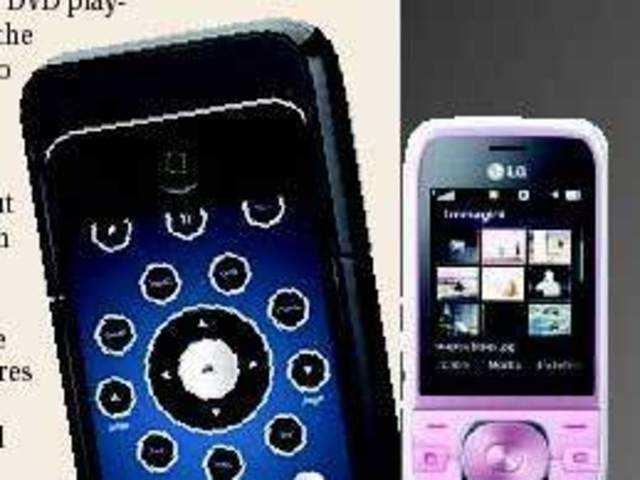 ET Review: iPhone App, LG GU285 phone, PAL - The Economic Times