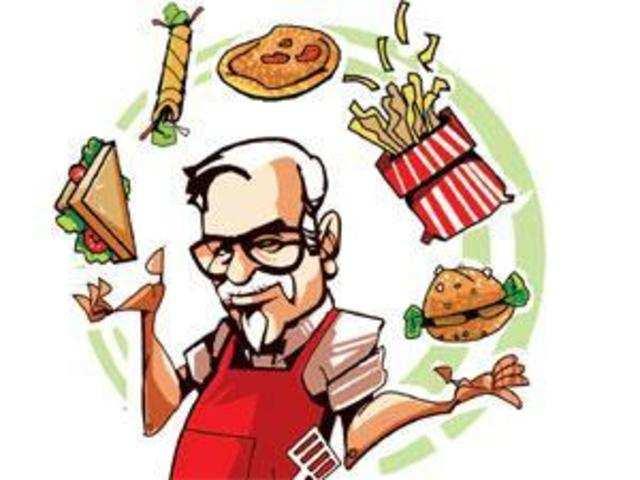 Kfc Kerala Kfc Outlet Shut Down On Worm Complaint The Economic Times