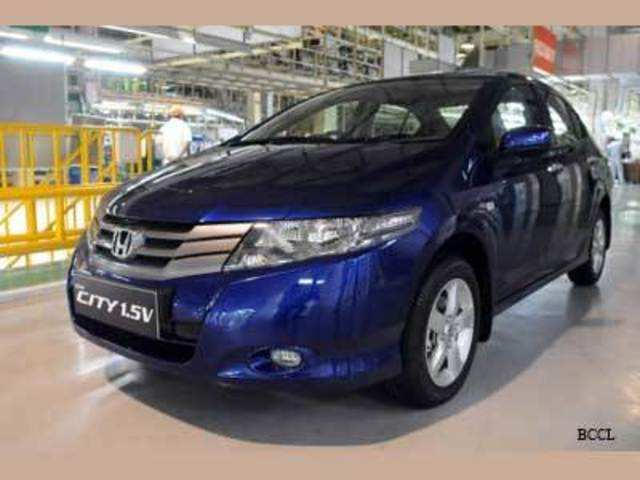 Honda Cars India Has Launched A Modified Version Of Its Successful Sedan City Which Is Compatible With Cng Fuel Option