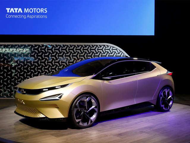 Geneva Motor Show 2019 Tata Motors Showcases Four Upcoming Models