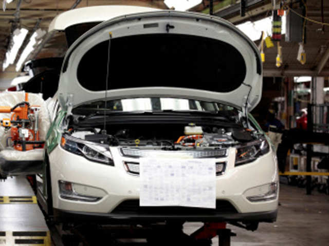Electric Vehicle Transformation To Hit Hard Auto Part Suppliers Small Players Report