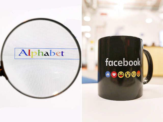 Alphabet, Facebook seen acquiring more as startup valuations