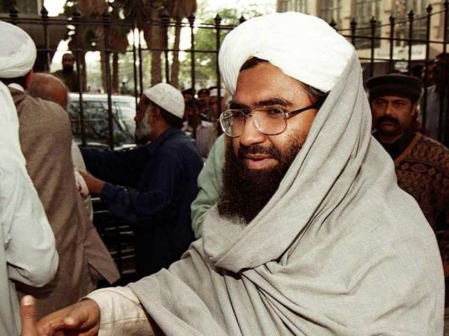 Image result for UN Security Council Banned JeM Chief Masood Azhar