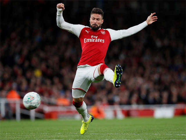 olivier giroud s scorpion kick is sure to be a game changer for