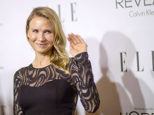 And This Is What Renee Zellweger Looks Like Now The Economic Times