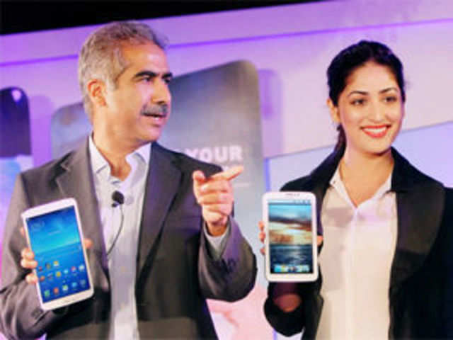 Samsung unveils Galaxy Tab 3, targets students and