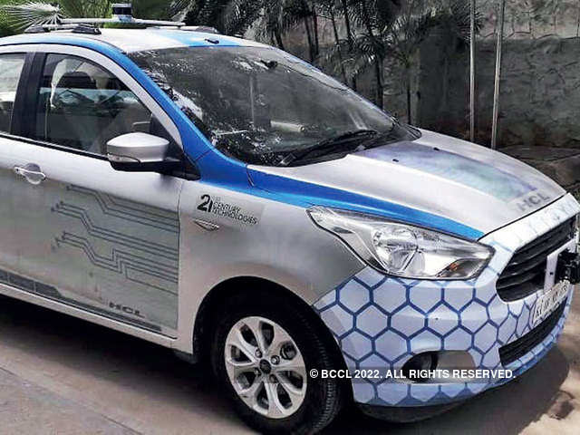 Indian IT companies joining carmakers and startups to develop ...