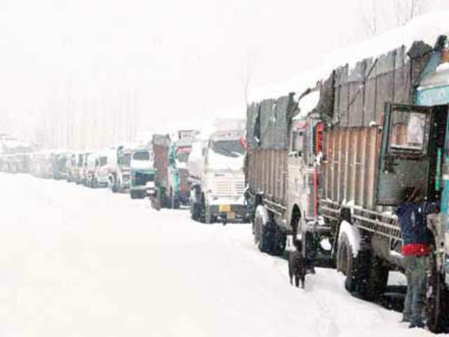 Srinagar-Jammu national highway opens for traffic - The