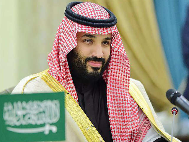 Saudi prince: Saudi Crown Prince returns to Riyadh to make stand