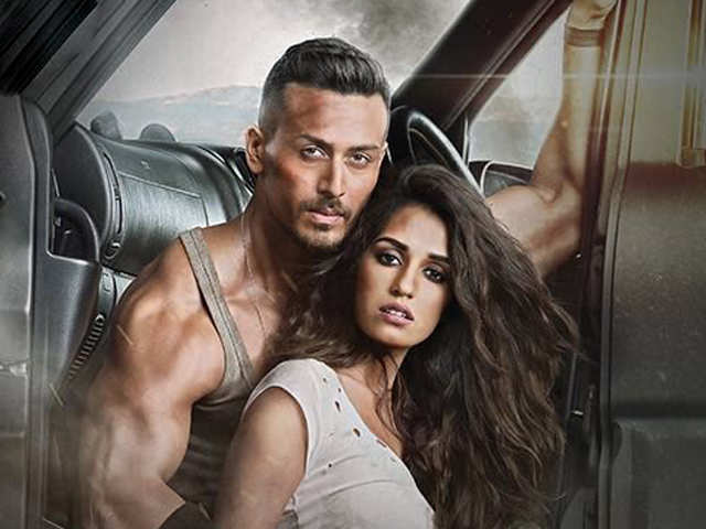 Baaghi 2 In A First For Tiger Shroff Baaghi 2 Roars Its Way Into