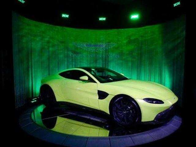 Aston Martin Aston Martin To Seek 5 Billion Valuation In Potential