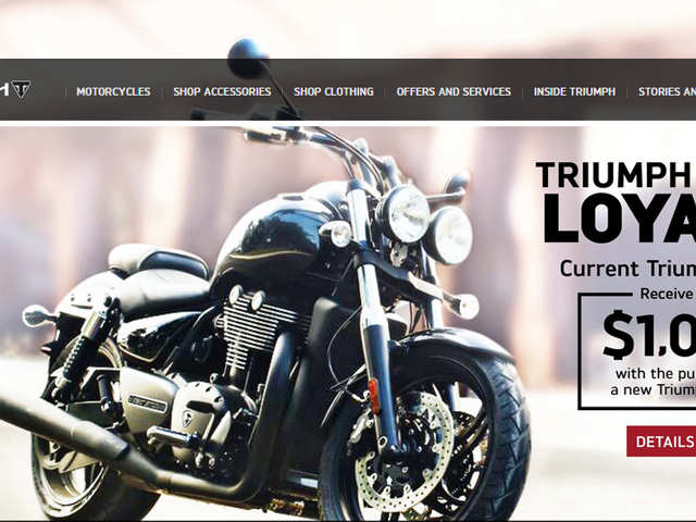 Triumph Motorcycles Launches Tiger 800 Xr At Rs 105 Lakh The