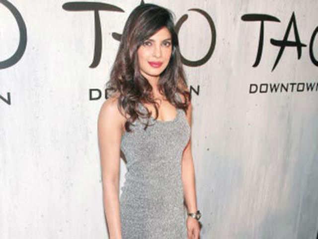 25b50b85229 Guess signs up Priyanka Chopra as global brand ambassador - The ...
