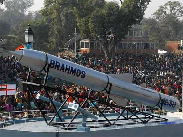 Image result for BrahMos missile to be killed by 500 km