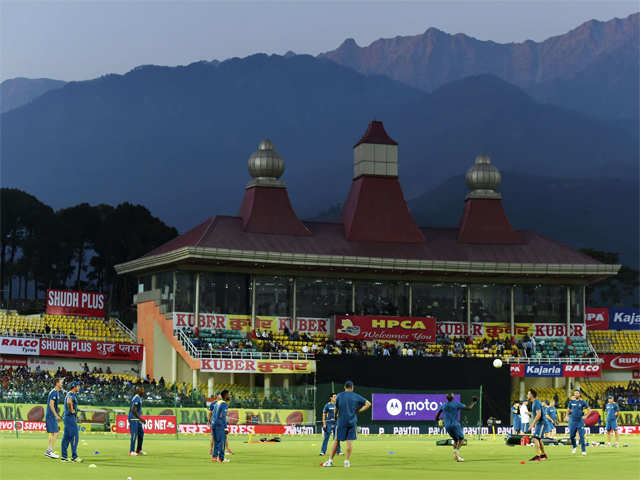 India to take on Pakistan at Dharamsala stadium in March - The