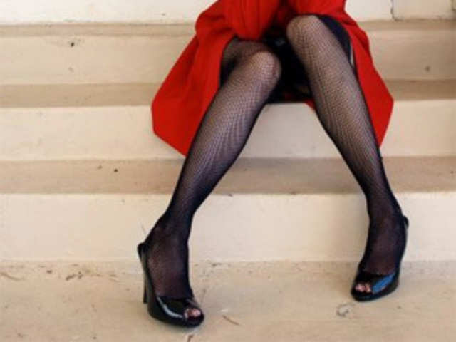 528c1fefd A short guide to wearing stockings which are back in fashion - The ...