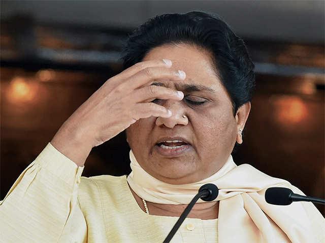 The fall of Mayawati: Brahmins leave the BSP building - The