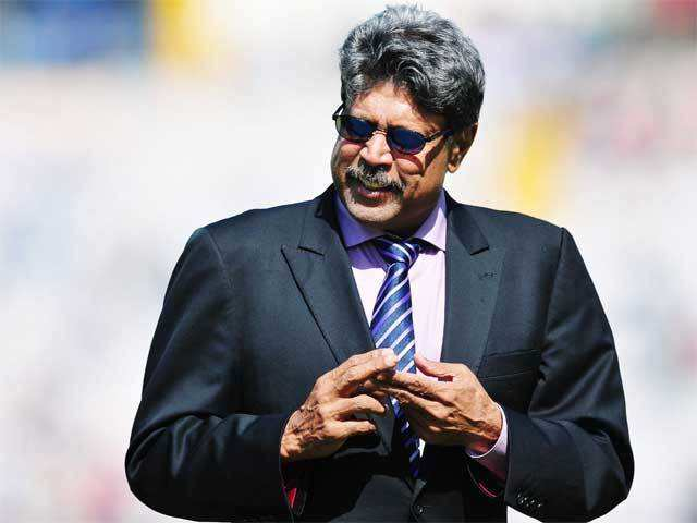 Kapildev during his time back then on biopics