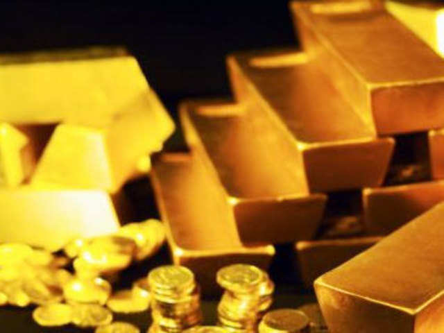 Dollar's sharp gains take glitter off gold - The Economic Times