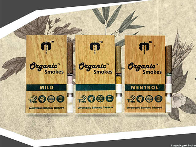Thank you for Smoking: How Organic Smokes is helping smokers
