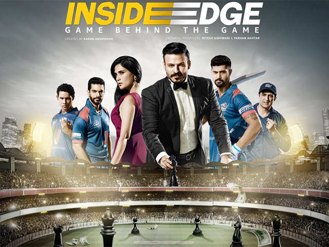Inside Edge Season 01 Complete 720p WEBRip x264 AAC Hindi 2.95GB Download | Watch Online [GDrive]