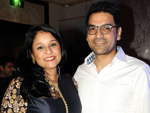 Pranay Chulet: Quikr's Pranay Chulet and wife Tina welcome baby girl