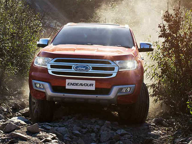 GST impact: Ford Endeavour prices hiked, to set you back by