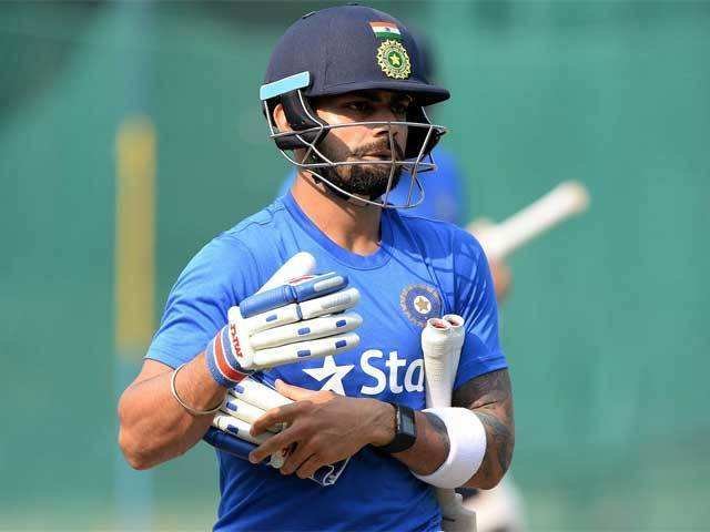 A Rampaging Kohli Continued To Torment The Australianting Another Quick Fire Half Century In India S Second Win Twenty20 Series