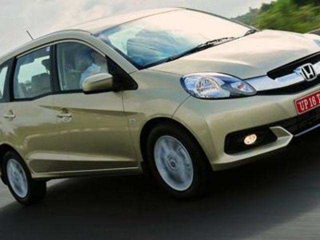 Honda Mobilio Bookings Commence Deliveries From 23rd July The