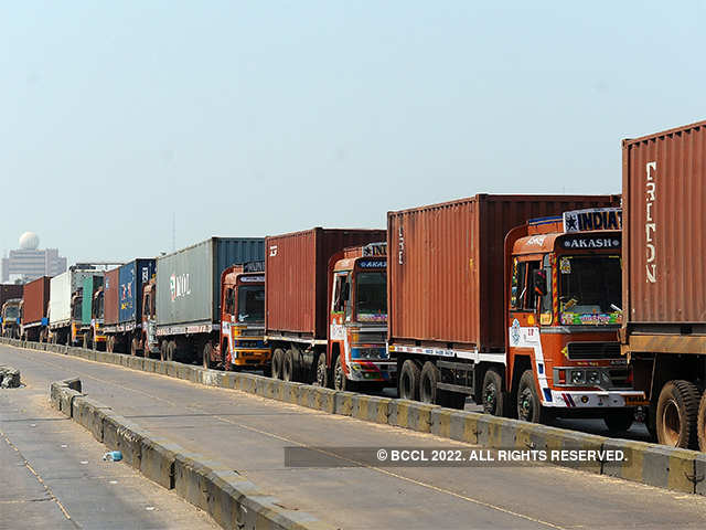 Economic survey: India's logistics sector to reach USD 215 bn by