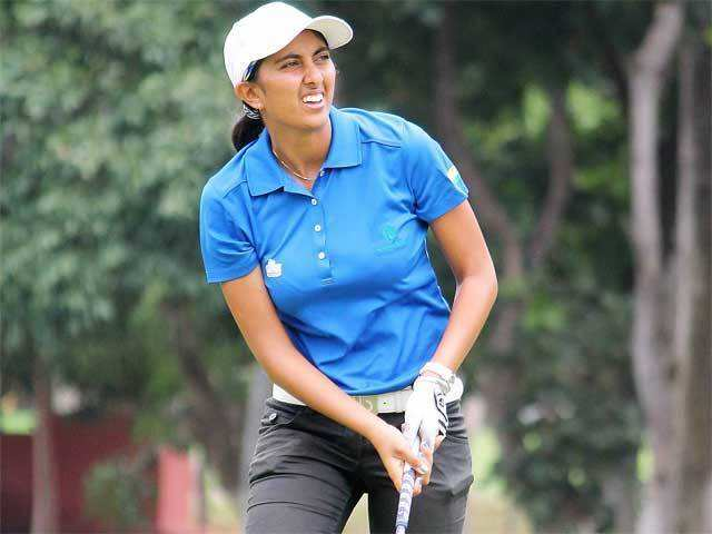 Currently Ranked 52nd In The World Amateur Golf Rankings Aditi Beat 39 Players From Around 30 Countries