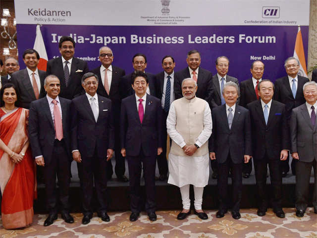 India Japan Business Forum Domestic Companies Pitch For Fta Review