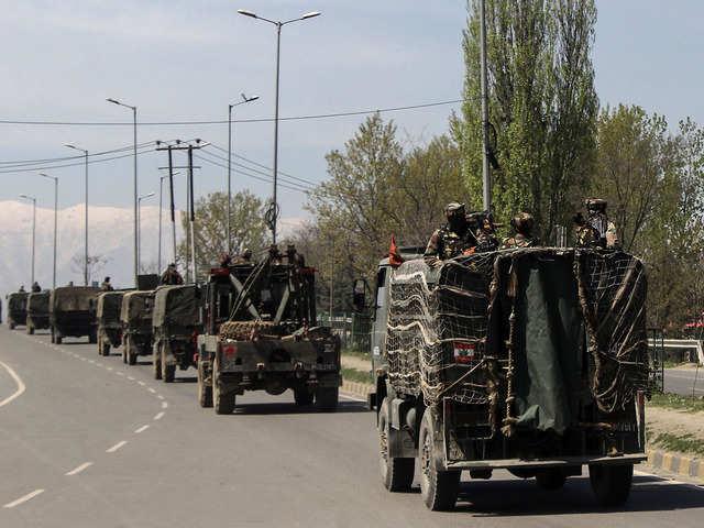 FIR filed against army unit for 'thrashing' SDM in Kashmir