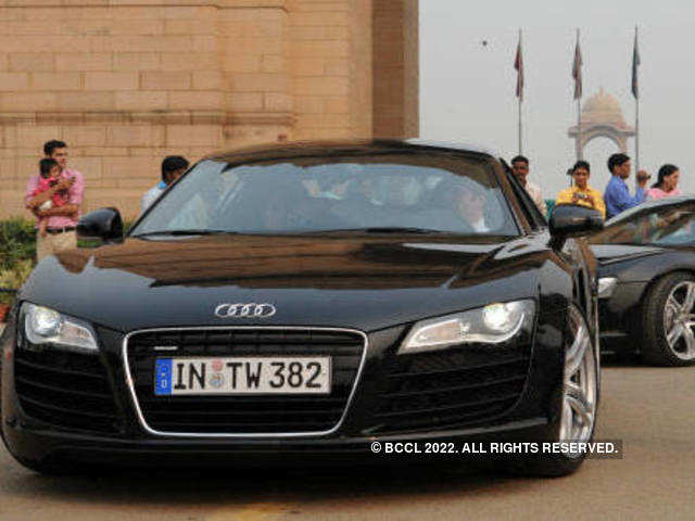 Audi Launches R8 V10 Plus In India Priced At Rs 205 Crore The