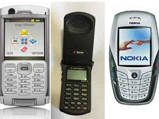 Move over Nokia 3310, here are 7 other classic phones that