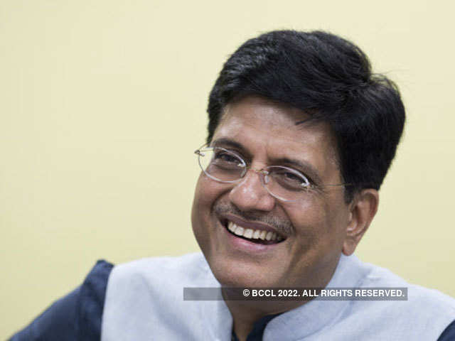 Piyush Goyal: Ready to provide sanitary pad producing facility at