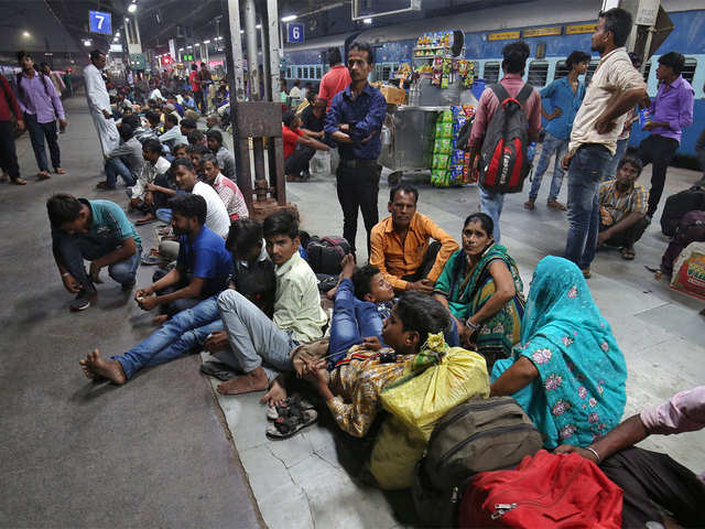Migrants make up 70% of workforce in Surat, 50% in Ahmedabad: Study