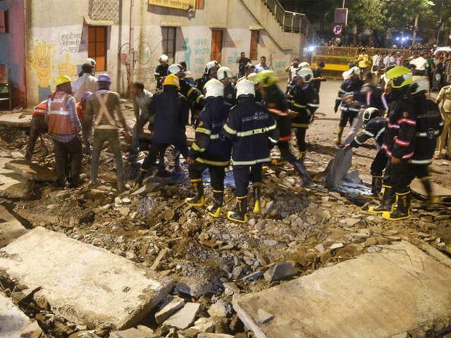 Congress seeks Piyush Goyal's resignation over Mumbai bridge collapse