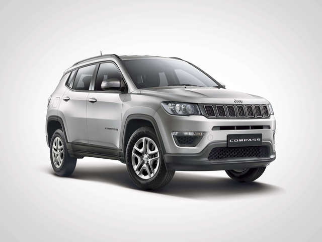 Image result for New Jeep Compass Sport Plus launched