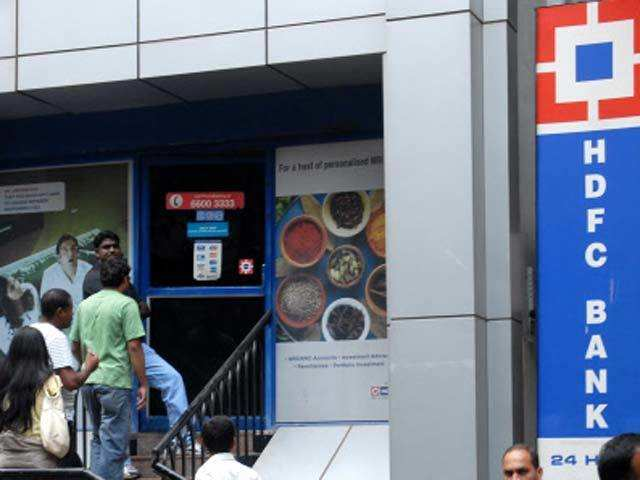 Rbi Asks Custodians Not To Settle All Fpi Trades In Hdfc Bank The