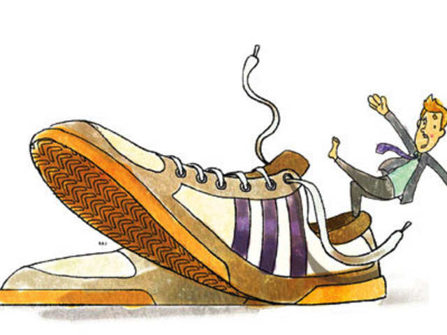 low priced d48af 8bc99 How global brand Adidas slipped in India. A fascinating and instructive  story of ...