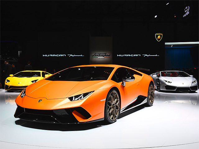 Lamborghini Lamborghini Sees Growth In Smaller Towns The Economic