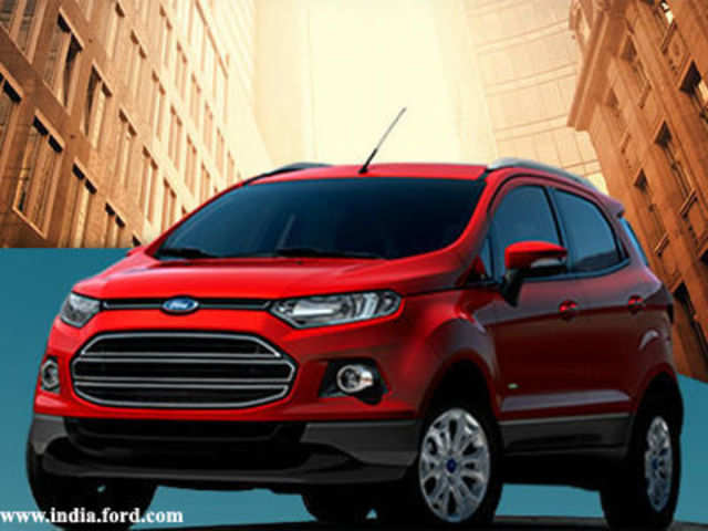 Ford Ecosport Suv Launched At A Starting Price Of Rs 5 59 Lakh The